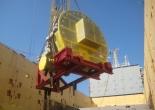 Mega Turbines Heading for Alger