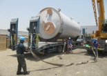 Silos for Ad Duwayhi Gravity-Cil Gold Project