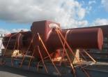 Urgent Rudder Shipment from Spain