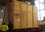 Generator and Turbine from France to Algeria